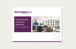 Granny annex price list brochure