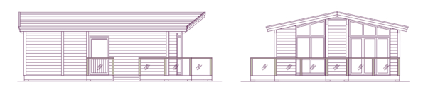 Olso Elevations