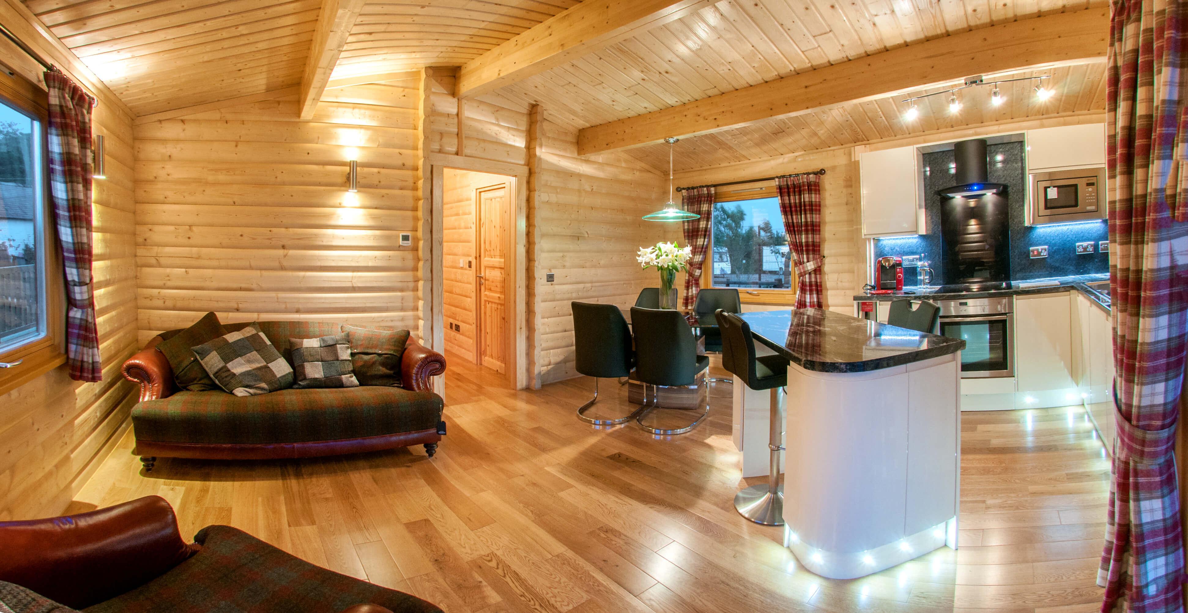 Luxury Log Cabins Norwegian Log