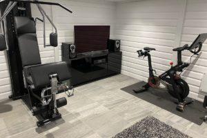 Garden Gym Interior 3