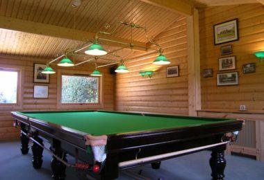 Bespoke Snooker Room