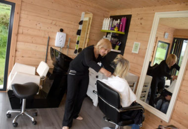 Bev  Parris Hair Salon Customer Web