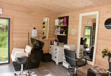 Bev  Parris Hair Salon Interior Web