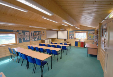 Classroom Hall Graves School Bagshot 7