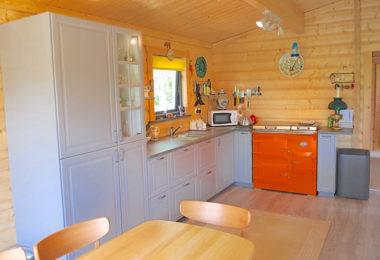 Dier Kitchen Norwegian Log Annex Light