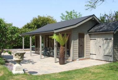 Inovar Bespoke Garden Building