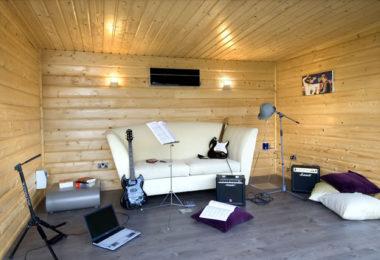 Inovar Music Room