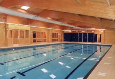 Sp Godmanchester School Community Pool Interior