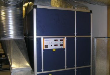 Sp Heating Ventilation