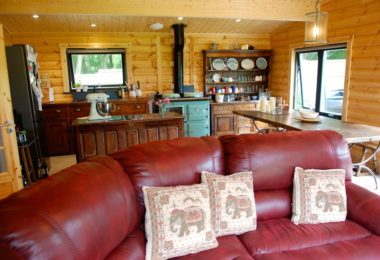 Smiths Kitchen Living Room