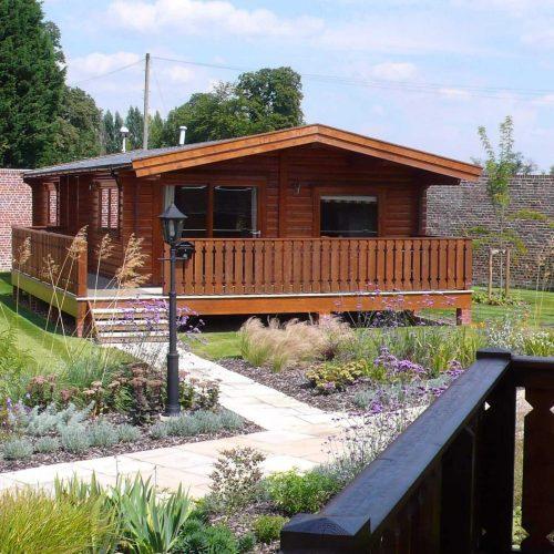 Kelso Harleyford Walled garden