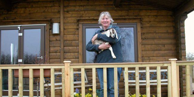 Michele Tomlin Southdown Farm Oxon 1