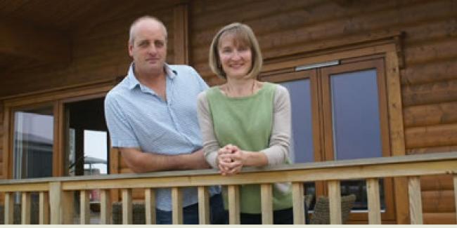 Stephen And Anneli Cowper