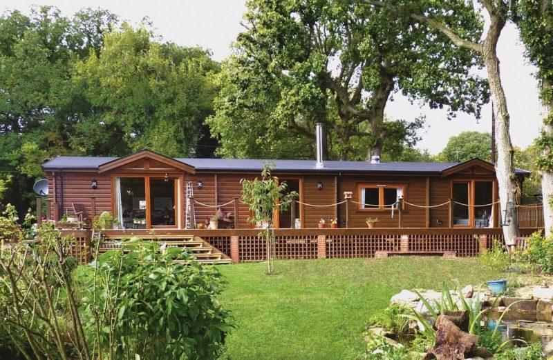 Residential Log Cabins | Norwegian Log