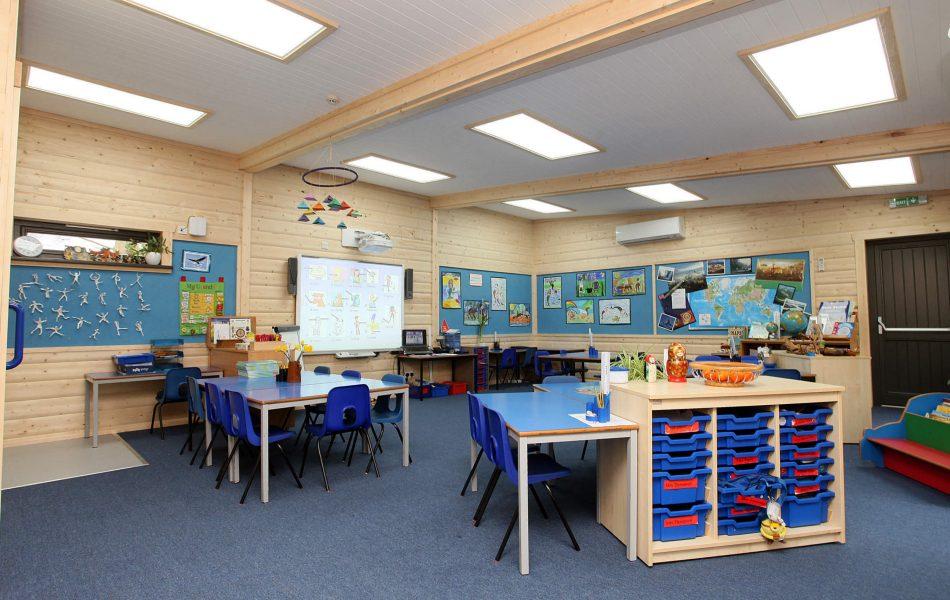 Classroom Kington 11