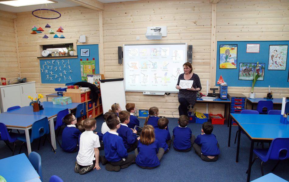 Classroom Kington 8