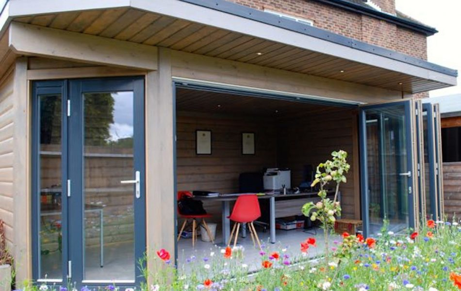 Garden Office 1