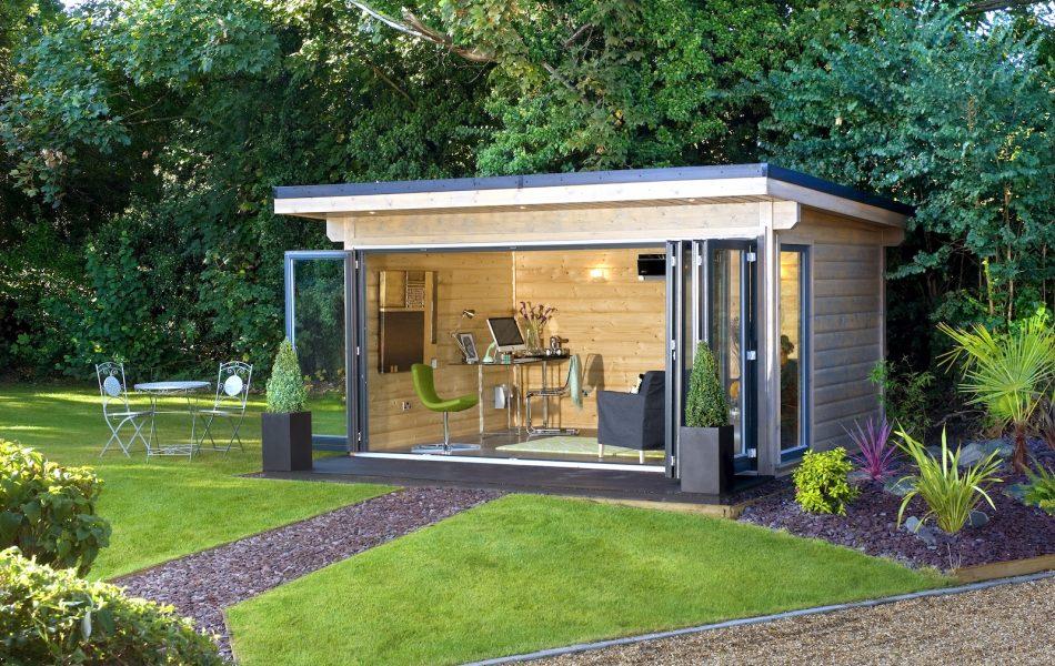 Garden Office 8