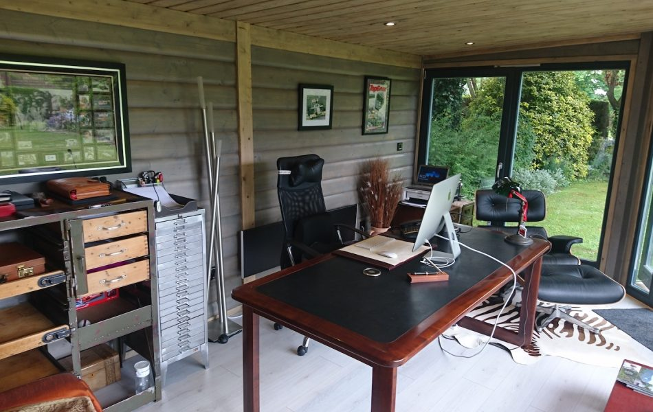 Garden Office 9