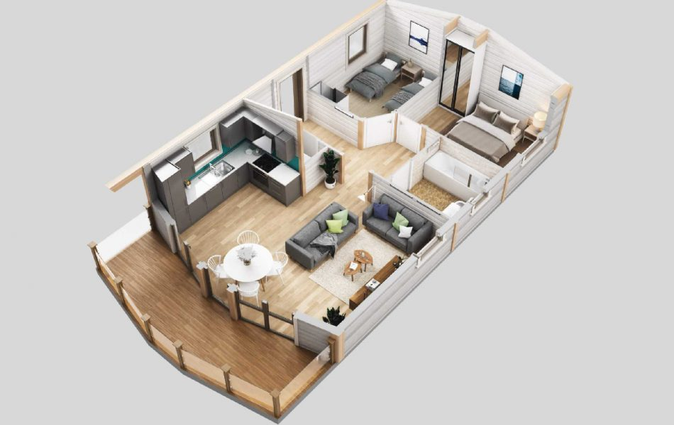 Roros Digital floorplan