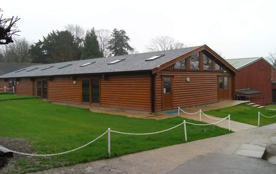Sp Cumnor House School Exterior