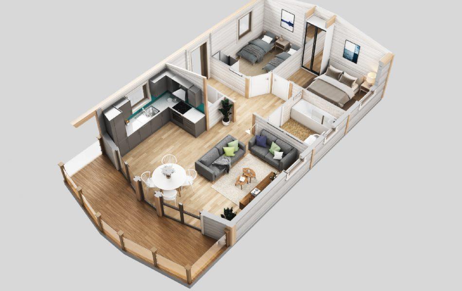 Sherwood Digital floorplan