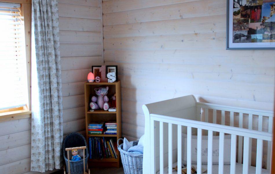 Traditional Log Cabin Interior 5